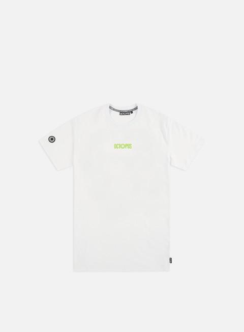 34ae47df0 Short Sleeve T-shirts Octopus Octopus Logo T-shirt