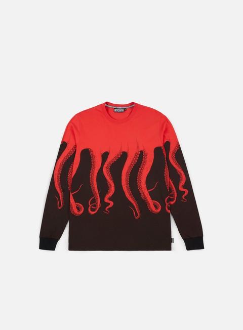 T-shirt a manica lunga Octopus Octopus LS T-shirt