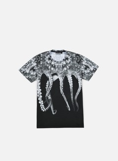 Octopus - Octopus Poly T-shirt, Black