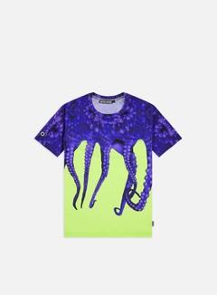 Octopus - Octopus Poly T-shirt, Deep Fluo