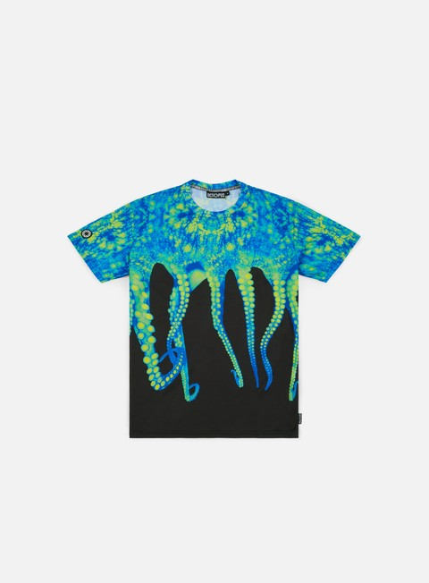 t shirt octopus octopus poly t shirt emerald