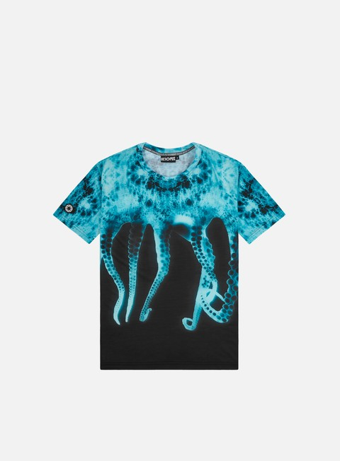 Short Sleeve T-shirts Octopus Octopus Poly T-shirt