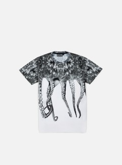 Octopus - Octopus Poly T-shirt, White