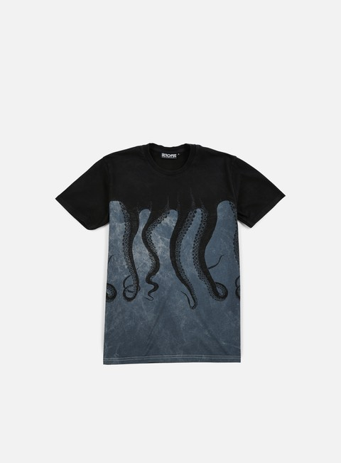 Short Sleeve T-shirts Octopus Octopus T-shirt