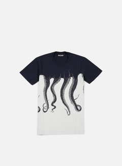 Octopus - Octopus T-shirt, Navy 1