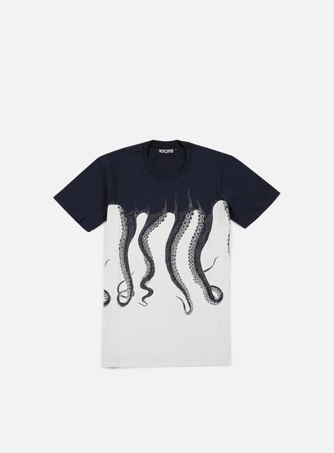 t shirt octopus octopus t shirt navy