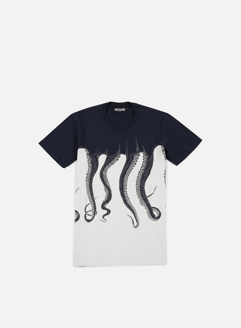 Octopus - Octopus T-shirt, Navy