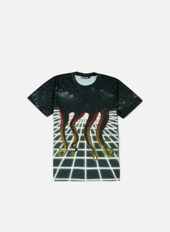 Octopus - Octopus T-shirt, Spacegrid