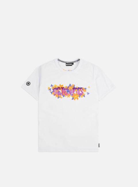 Short Sleeve T-shirts Octopus WMNS Octopus Lily Logo T-shirt