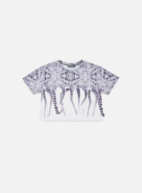 t shirt octopus wmns octopus poly realwhite