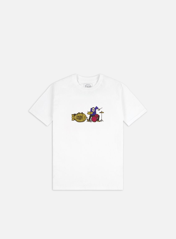 Pass-Port Drum T-shirt