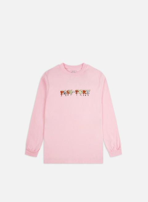 Sale Outlet Long Sleeve T-shirts Pass-Port PP Gang LS T-shirt