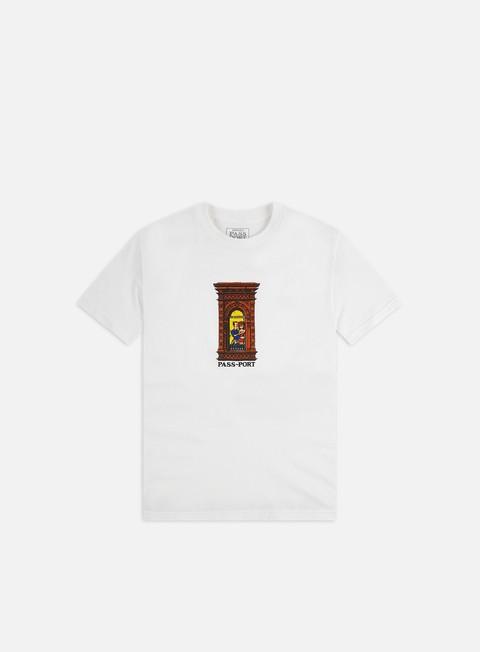 T-shirt a Manica Corta Pass-Port Pre-Medi T-shirt