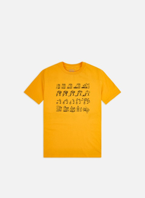 T-shirt a Manica Corta Pass-Port W.C.W.B.F? T-shirt