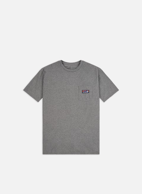 Patagonia Boardshort Label Pocket Responsibili-Tee T-shirt