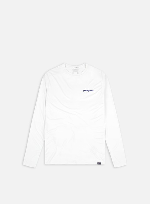 Patagonia Capilene Cool Daily Graphic LS Shirt