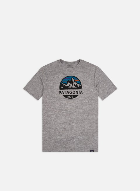 Logo T-shirts Patagonia Capilene Cool Daily Graphic T-shirt