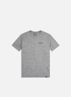 Patagonia - Capilene Cool Daily Graphic T-shirt, Fitz Roy Trout/Feather Grey