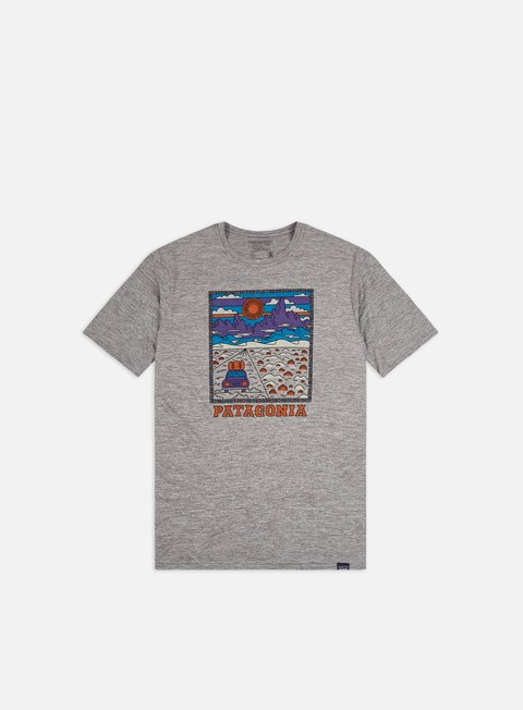 Short Sleeve T-shirts Patagonia Capilene Cool Daily Graphic T-shirt