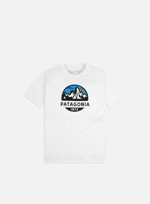 T-shirt a Manica Corta Patagonia Fitz Roy Scope Organic T-shirt