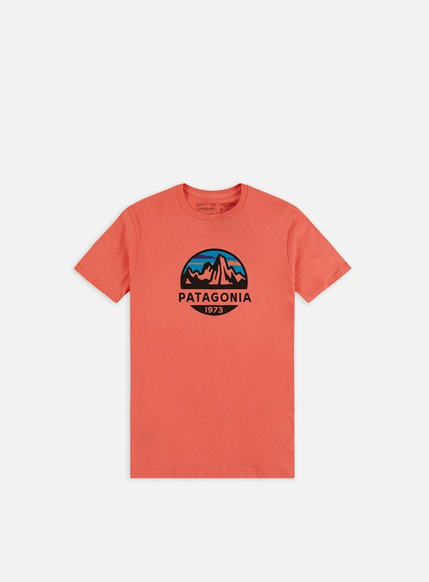 Sale Outlet Short Sleeve T-shirts Patagonia Fitz Roy Scope T-shirt