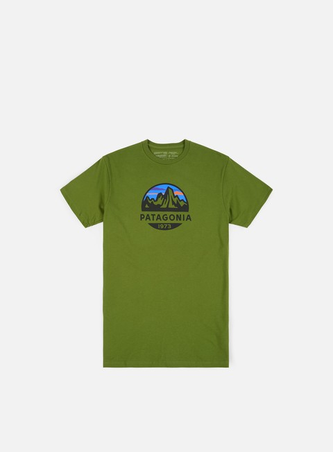 Logo T-shirts Patagonia Fitz Roy Scope T-shirt