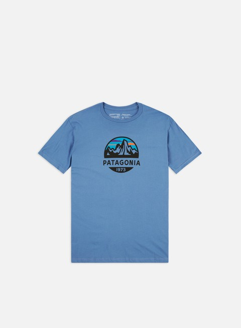 Short Sleeve T-shirts Patagonia Fitz Roy Scope T-shirt