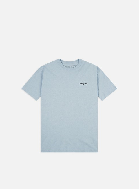 Short Sleeve T-shirts Patagonia Fitz Roy Tarpon Responsibili-Tee T-shirt