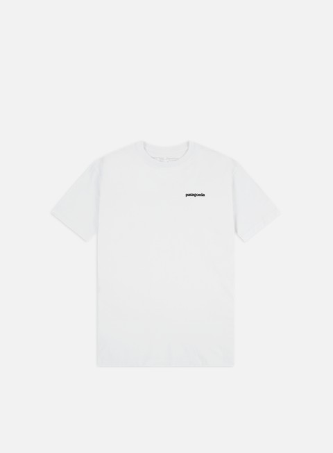Outlet e Saldi T-shirt a Manica Corta Patagonia Fitz Roy Tarpon Responsibili-Tee T-shirt