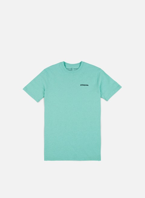 T-shirt a Manica Corta Patagonia Fitz Roy Trout Responsibili-Tee T-shirt