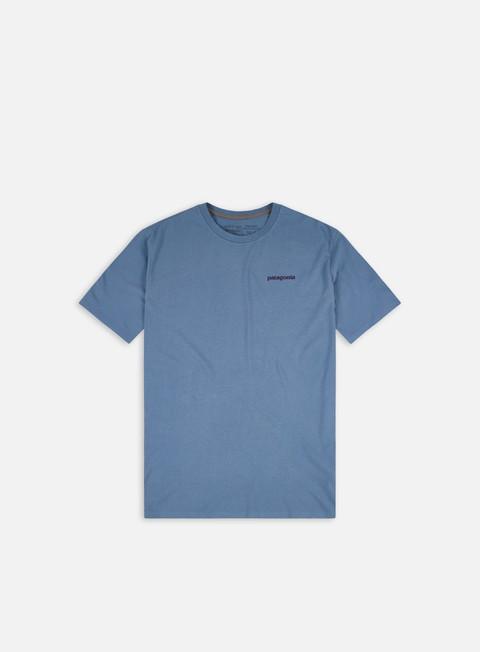 Outlet e Saldi T-shirt a manica corta Patagonia Flying Fish Organic T-shirt