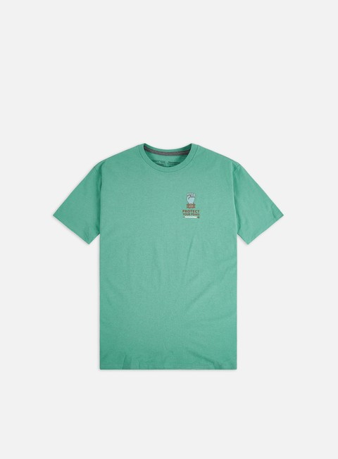Short Sleeve T-shirts Patagonia Keep The Stoke Stoked Responsibili-Tee T-shirt