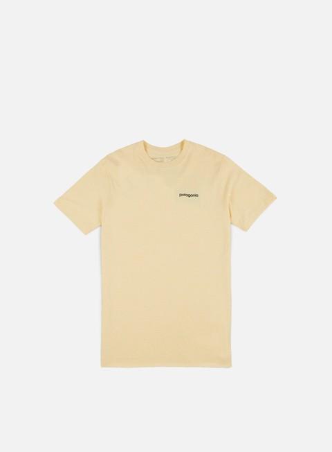 Sale Outlet Short Sleeve T-shirts Patagonia Line Logo Badge Responsibili-Tee T-shirt