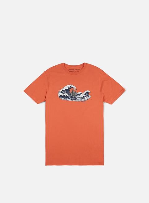 Short Sleeve T-shirts Patagonia Oily Olas T-shirt
