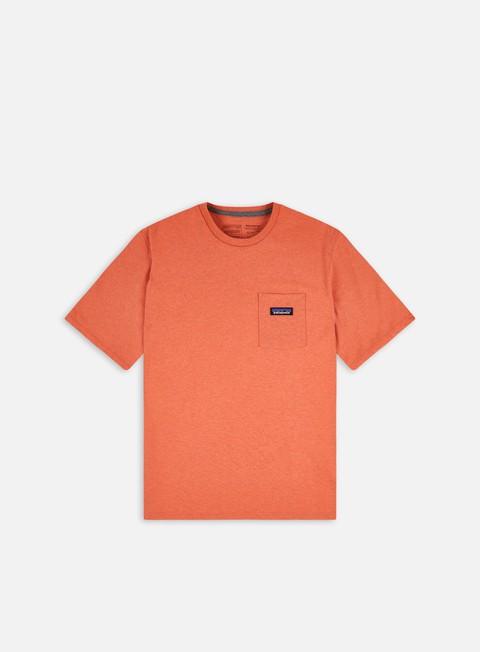 Outlet e Saldi T-shirt a manica corta Patagonia P-6 Label Pocket Responsibili-Tee T-shirt