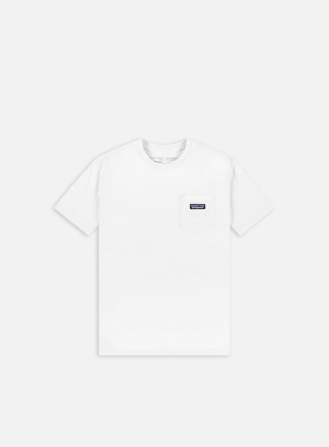 T-shirt a Manica Corta Patagonia P-6 Label Pocket Responsibili-Tee T-shirt