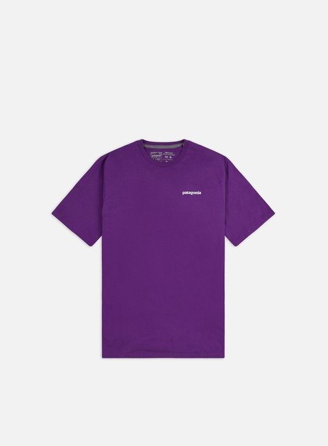 Short Sleeve T-shirts Patagonia P-6 Logo Organic T-shirt