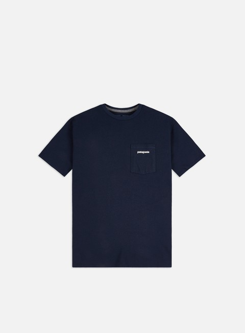 Pocket T-shirts Patagonia P-6 Logo Pocket Responsibili-Tee T-shirt