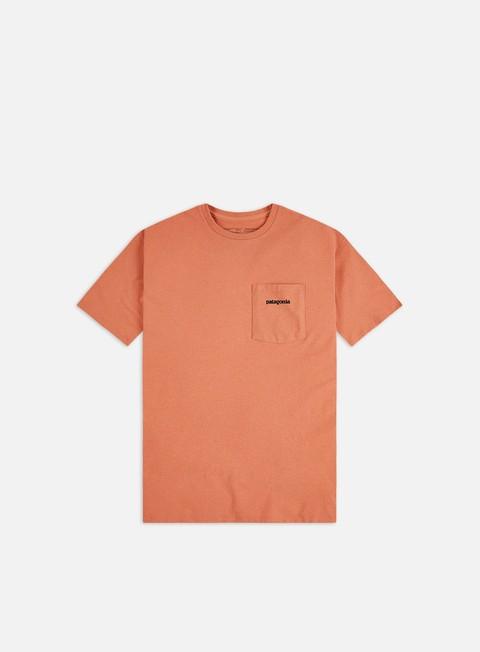 Short Sleeve T-shirts Patagonia P-6 Logo Pocket Responsibili-Tee T-shirt