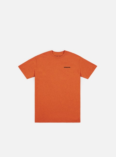 Sale Outlet Short Sleeve T-shirts Patagonia P-6 Logo ResponsabiliTee T-shirt