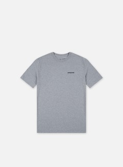Patagonia - P-6 Logo Responsibili-Tee T-shirt, Gravel Heather