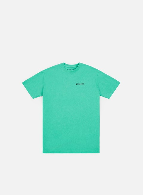 Outlet e Saldi T-shirt a Manica Corta Patagonia P-6 Logo Responsibili-Tee T-shirt