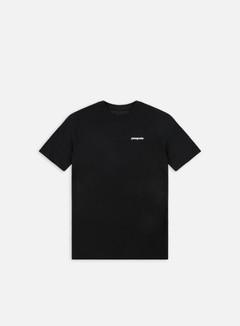 Patagonia - P-6 Logo ResponsibiliTee T-shirt, Black