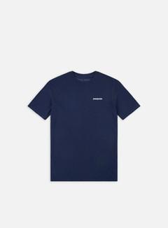 Patagonia - P-6 Logo ResponsibiliTee T-shirt, Classic Navy
