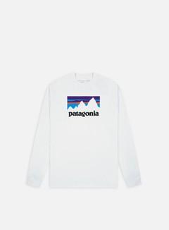 Patagonia Shop Sticker Responsibili-Tee LS T-shirt