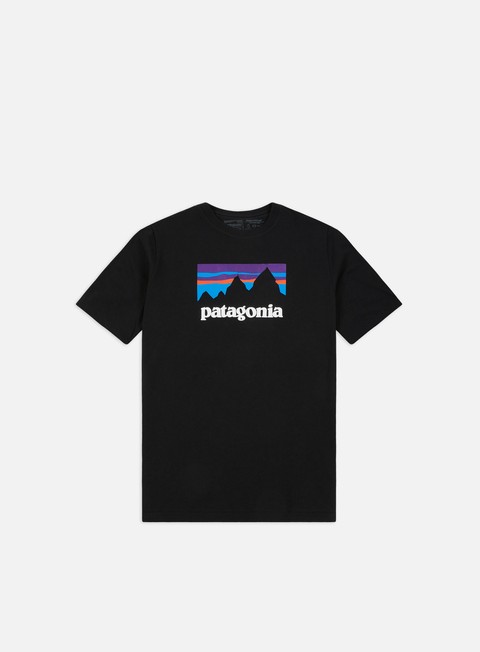 t shirt patagonia shop sticker responsibilitee t shirt black