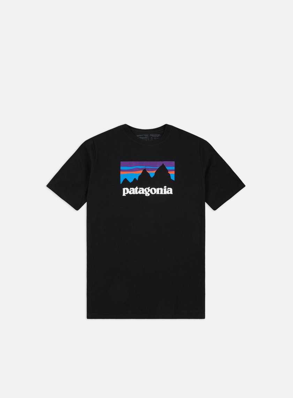 Patagonia Shop Sticker ResponsibiliTee T-shirt
