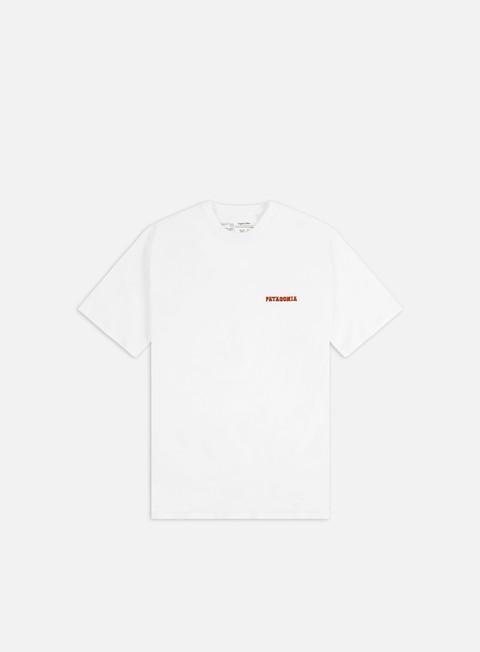 Short Sleeve T-shirts Patagonia Summit Road Organic T-shirt