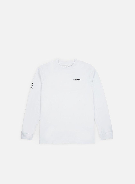Patagonia Tarpon World Trout ResponsabiliTee LS T-Shirt