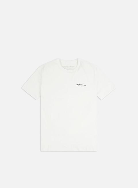 Outlet e Saldi T-shirt a Manica Corta Patagonia WMNS Free Hand Fitz Roy T-shirt